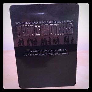 Band of Brothers Boxed Tin set